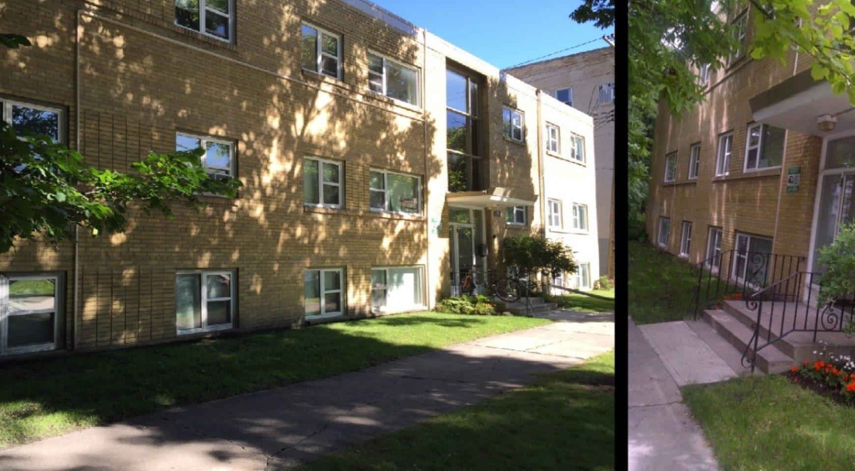 Cranbrook Apartments, Winnipeg