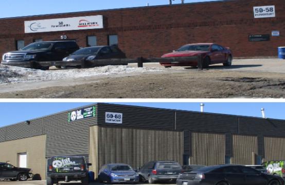 Paramount Industrial, Winnipeg